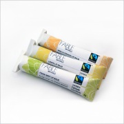 Fable Natural Organic Lip Balms in Plastic free tubes!